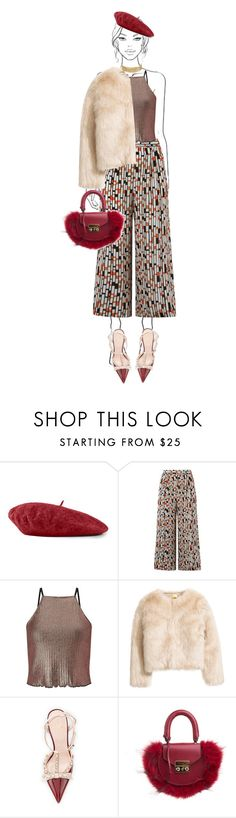 """""""Untitled #234"""" by elatralala ❤ liked on Polyvore featuring Gucci, Andrea Marques, Miss Selfridge, Kate Spade, SALAR and Chanel"""