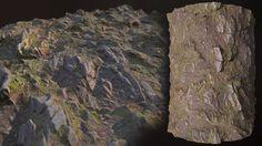 Photogrammetric, PBR 4096 tileable texture.  Thanks a lot to Sébastien Van Elverdinghe (https://www.artstation.com/artist/sebvhe) for helping me learn this technique. Check his tutorials if you are interested in the photogrammetry process: https://gumroad.com/sebvhe.