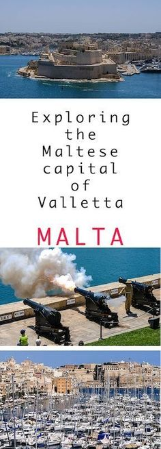 What to do in Valletta - How to spend 24 hours in the Maltese capital. Soak up the history, amazing architecture and their amazing food.  Things to do in Valletta   Things to do in Valletta Malta   What to do in Valletta   What to do in Valletta Malta   VAlletta Malta points of interest   Valletta points of interest   Valletta sightseeing   Valletta tourist attractions #Valletta #Malta #Vallettasightseeingguide