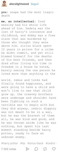 No one is ever going to convince me that Snape was a good guy.