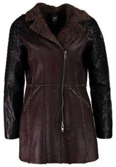 CENIA - Krótki płaszcz - czarny