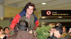 Notiferias Toros en Venezuela y el Mundo: Morante de la Puebla sale a hombros del aeropuerto...