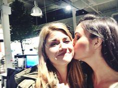 Natasha Negovanlis @natvanlis   EMOTIONS!!! @carmillaseries  Elise Bauman