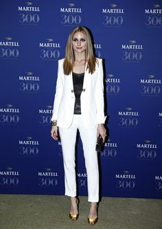 Olivia Palermo Photos - Martell Cognac Celebrates Its 300th Anniversary at the Palace of Versailles - Red Carpet Arrivals - Zimbio