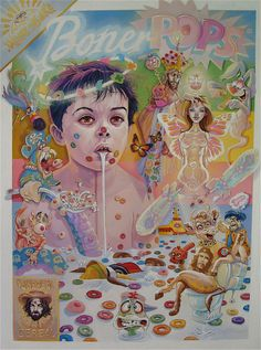 Dave MacDowell. Paintings by Dave MacDowell for... - supersonic electronic / art