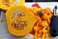 Z dýně jedině džem! Absolutní hit sezóny Pumpkin Jam, Pumpkin Carving, Cantaloupe, Cinnamon, Fruit, Recipes, Food, Smoothie, Pineapple