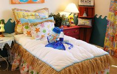 Beach-Themed Bedroom: Unique and Stand Out Choice
