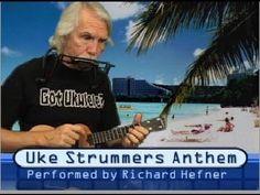 Uke Strummers Anthem - Clawhammer Ukulele - YouTube