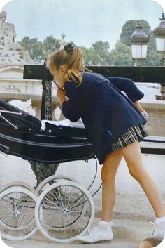Vogue Enfants -Martine La Ferme by Benoit Peverelli