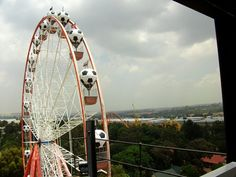Gold Reef City is a large amusement park in Johannesburg, South Africa. Description from boomsbeat.com. I searched for this on bing.com/images