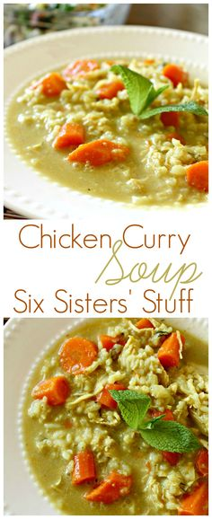A delicious soup that even the kids will love!