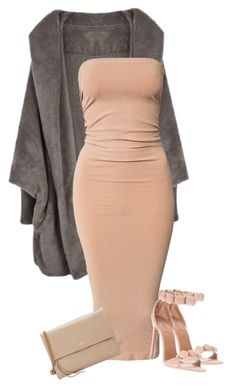 """""""Untitled#74"""" by hebashk ❤ liked on Polyvore featuring Alaïa, VILA and Lanvin"""