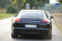 #porschepanameraturbo #weddingcar #paestum Porsche Panamera Turbo