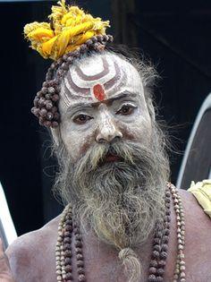Some Random baba in Varanasi