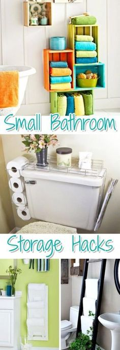 Creative Storage Solutions for Small Spaces (Awesome DIY Ideas!) Creative Storage Solutions for Small Spaces (Awesome DIY Ideas! Small bathroom storage solutions – storage ideas for small bedrooms – great DIY. Bathroom Storage Solutions, Small Bathroom Storage, Ikea Storage, Diy Storage Ideas For Small Bedrooms, Diy Storage For Small Apartments, Craft Storage, Organization For Small Bathroom, Storage Cart, Furniture Storage