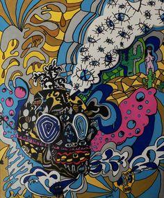 Tableau n°21 Plexiglas 60x80 sur commande Signé *Ivan* : Peintures par ivan-prod