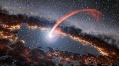 ブラックホールが星を飲み込む瞬間をNASAがついに捉えた