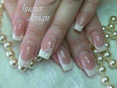 Nail art by Hueser Design