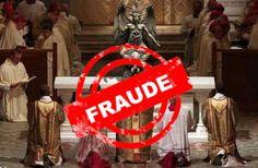 Desmintiendo la nueva foto viral que difama a la Iglesia