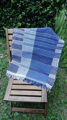 Handwoven rag rug  #repweave #ragrug #cotton #tappetidipezze #rigidheddle #pettineliccio