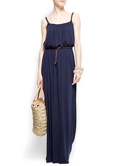 Ooh!  So simple... Mango 'Masailys' dress.