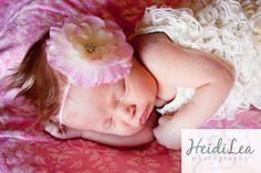 love the romper for newborn pics