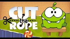 Cut The Rope Android Gameplay new | The kids gameplay