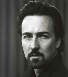 Edward Norton Love him. Does some great movies, I still love Fight Club, but also loved him again the other day with Ben Stiller and Jenna Elfman. It's great if your an actor who can go from one extreme to the other and be believable in all of them.