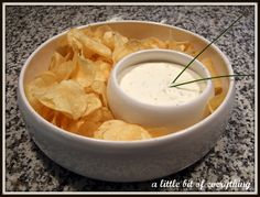 Hot Crab Dip  ( a printable recipe )  Habit forming! Serve with chips or crackers.   Can be made ahead and reheated in the microwave.   We h...