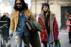 Paris Men's Fashion Week Fall 2015  - Paris Men's Fashion Week Fall 2015 Street Style Day 5