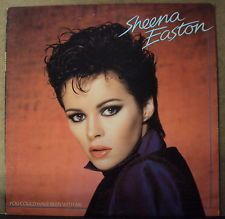 SHEENA EASTON You Could Have Been With Me LP OOP 80's
