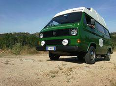 El Stanco the van that never let you down