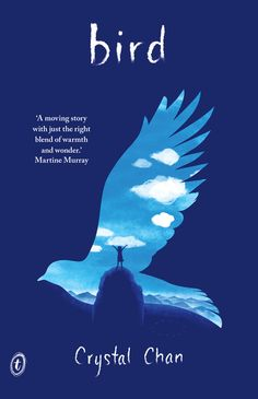 Children's novel Bird, written by Crystal Chan and published by Atheneum…