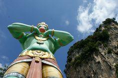 Batu Caves - Hanuman