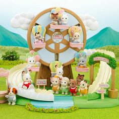 Sylvanian Families - Baby Play Park.