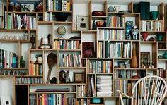 wine box bookcase - Google Search