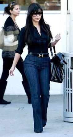 40 Inspirational Kim Kardashian Fashion Style Ideas