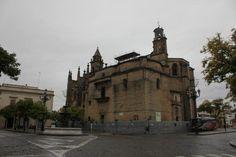 Cádiz Jerez Iglesia de Santiago