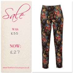 Darling Nala Trousers  #sale #feathersboutique #liverpool #love #fashion #fashionista #style #stylist #clothes #clothing #ootd #fbloggers #bbloggers #bloggers #blogging #blog #picoftheday #photooftheday #outfit #darling #trousers