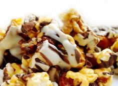 At Funky Chunky we have made it our mission to perfect our gourmet popcorn and other delicious confections. Yummy Treats, Delicious Desserts, Sweet Treats, Yummy Food, Sweet Desserts, Popcorn Recipes, Snack Recipes, Dessert Recipes, Snacks