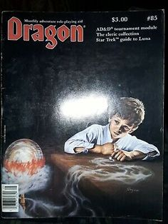 Dragon Magazine TSRWe have been only owners. Gary Gygax, Advanced Dungeons And Dragons, Dragon Rpg, Luna Star, Forgotten Realms, Cleric, New Hampshire, Star Trek, The Unit
