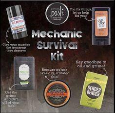 Perfectly Posh Mechanic Survival Kit crilly.po.sh