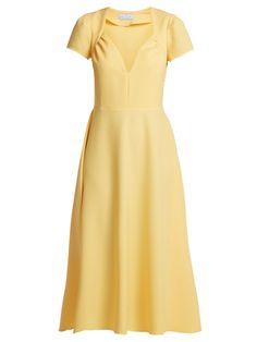 Tina crepe dress | Gioia Bini | MATCHESFASHION.COM