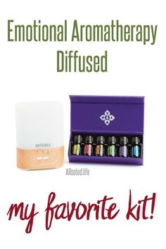 If you are looking for an essential oils kit specifically designed to help you manage your emotions, this is the perfect kit for you! Click to see more!