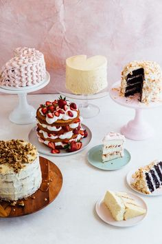 These 5 Stylish Layer Cakes Will Make Any Party More Magical — Stylish Layer Cakes from Tessa Huff