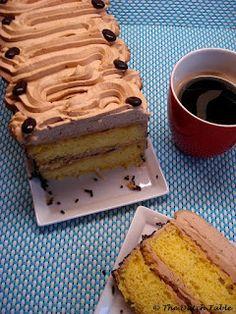 The Dutch Table: Mokkataart (Dutch Mocca Cake)