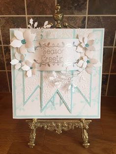 One of Phill's fab cards made on Hochanda