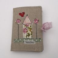 note book or needle case