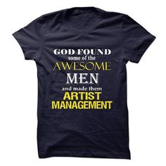 Awesome Artist Management Men T Shirts, Hoodie. Shopping Online Now ==► https://www.sunfrog.com/No-Category/Awesome-Artist-Management-WoMen.html?41382