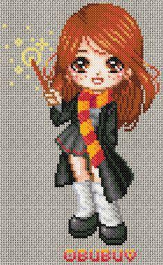 Free Ginny Weasly cross stitch pattern Harry-Potter-Project-Ginny-33036905.gif.thumb